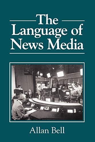 Language of News Media (Language in Society)