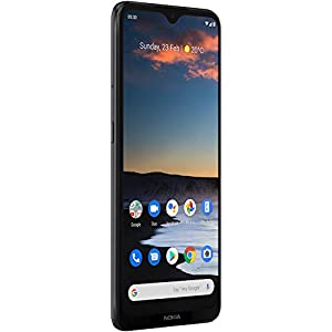 Nokia 5.3 Android One Smartphone with Quad Camera, 6 GB RAM and 64 GB Storage - Charcoal