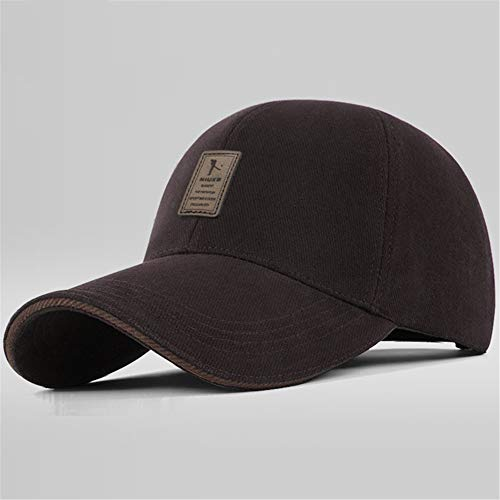 sdssup Baseballhut, Winter, Casual, Männer, Hut, Junggesellenabschied, Herbst, und Sonnenhut, braun, Adjustable