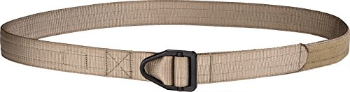 Uncle Mike's Law Enforcement 87673 Reinforced Instructor's Belt, Desert Tan, Medium/32-36-Inch