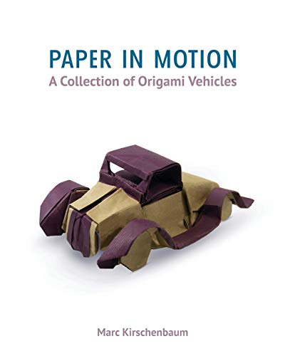 Paper in Motion: A Collection of Origami Vehicles