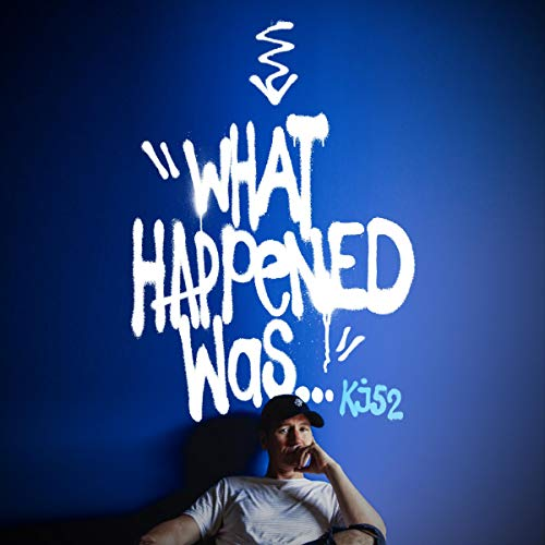 """What Happened Was..."" audiobook cover art"