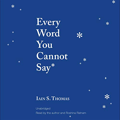 Every Word You Cannot Say audiobook cover art
