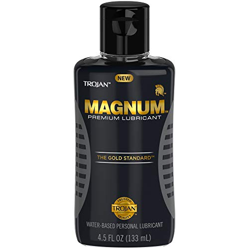 MAGNUM Water-Based Personal Lubricant 4.5oz - 1 count