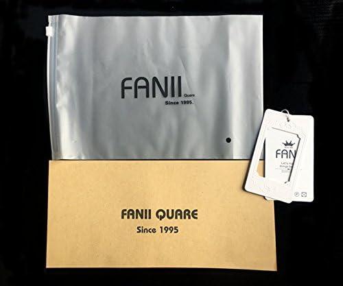 Fanii Quare Womens High Waist Dri-Fit Running Tights Printed Training Compression Workout Pants