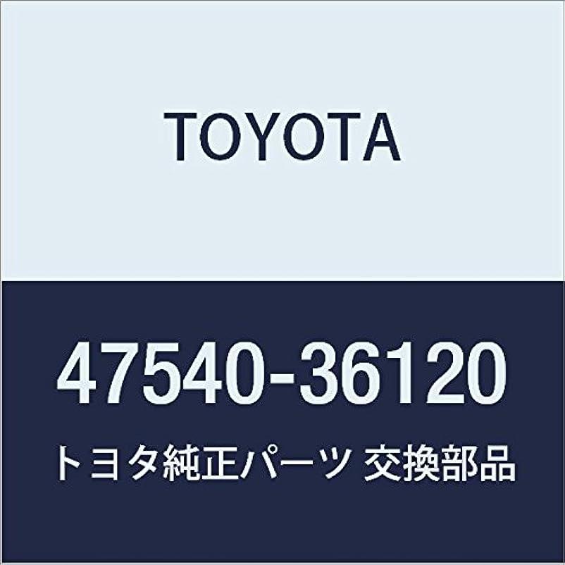 チャールズキージング保証オーストラリアTOYOTA (トヨタ) 純正部品 RR OR LWR フロントホイールブレーキ シリンダASSY LH ダイナ/トヨエース 品番47540-36120