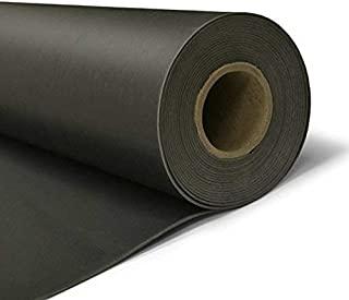 Mass Loaded Vinyl 1lb - 4'x12.5' Soundproofing Barrier for Walls, Floors or Ceilings
