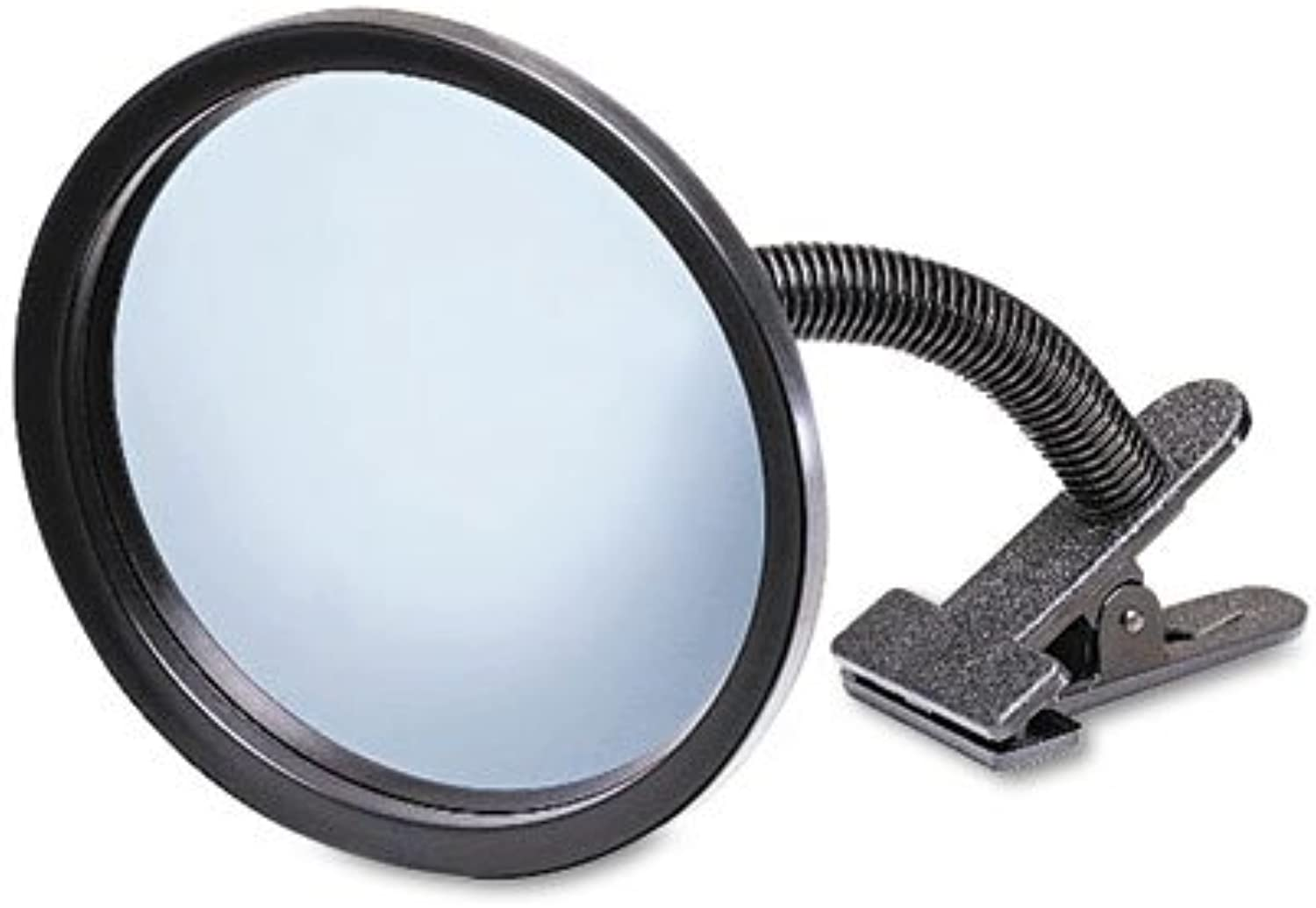 Portable Convex Security Mirror, 7'' Dia.