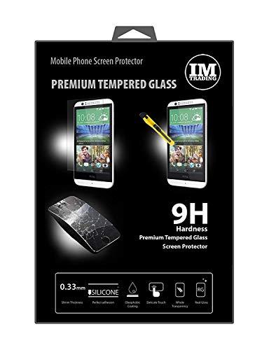 ENERGMiX Displayschutzglas kompatibel mit HTC Desire 510 Panzer Hartglas Schutz Glas extrem Kratzfest Sicherheitsglas