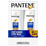 Pantene Pro V Repair and Protect w/Keratin Shampoo (12.6 Oz) + Conditioner (12 Oz) by Pantene power conditioners Mar, 2021