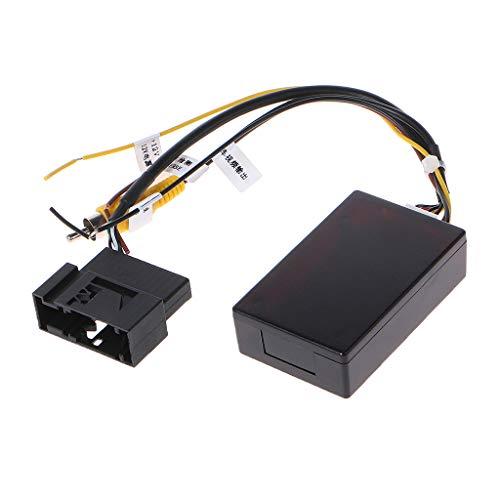 Guangtain Auto-Rückfahrkamera Rearview RGB zu AV Konverter Adapter Box für VW Volkswagen Neu