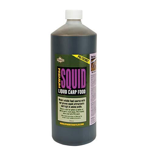 Dynamite Baits Squid Liquid 1 Litre Bottle