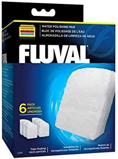 Fluval Water Polishing Pad for 304/305/404/405 Models (6 Pack)