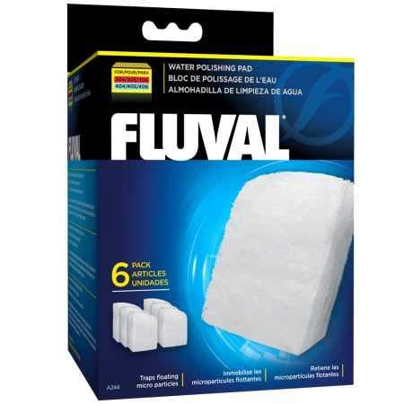 Fluval Feinfilterpads 6er-Pack für Fluval 304/305/306/404/405/406