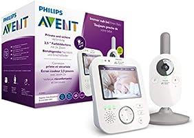 Philips Avent SCD843/26 babyvakt, 7 kg, Vit