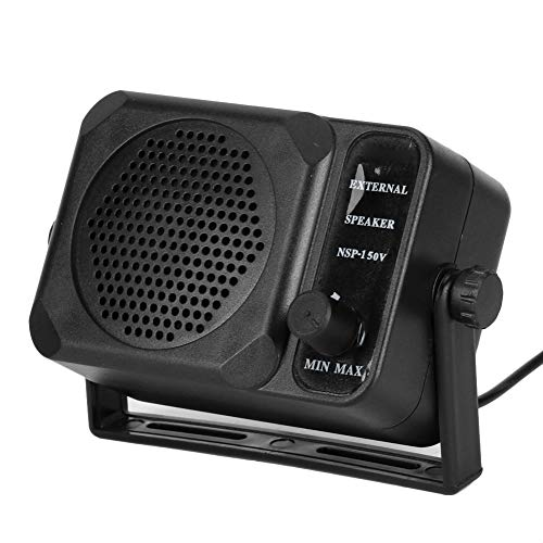 Portable Auto Intercom Mini Externe Luidspreker Autoradio 2-Weg Radio voor Auto Accessoire