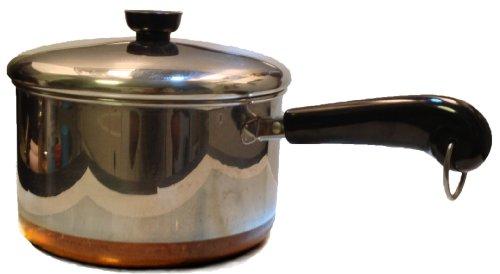 Revere Ware 4 Quart Saucepan