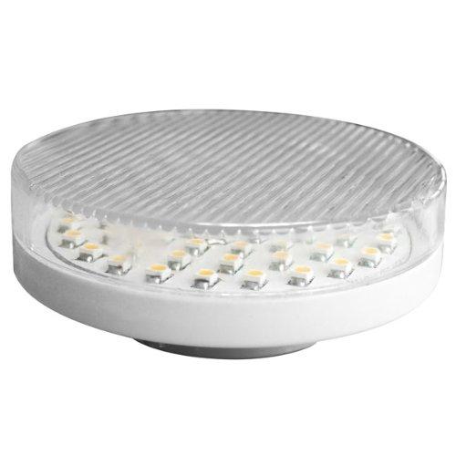 Müller-Licht LED Reflektoren GX53 3 W 230 V 220 lm 120 3000 K 60 LED Energieeffizienzklasse A+ 24532