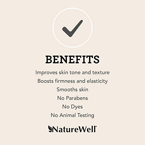 41CIGWyxMTL - NatureWell Retinol Advanced Moisture Cream for Face & Body, 16 oz. | Clinical | Improves Firmness, Tone & Texture