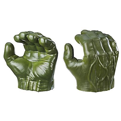 Avengers- Guantes Hulk, Multicolor (Hasbro E0615EU6)