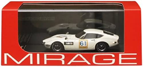 hpi 1 43 Toyota 2000GT No61 1967 Suzuka 500km (japan import)