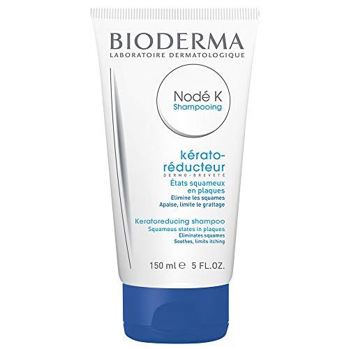 Bioderma Nodé K, Anti-Schuppen-Shampoo bei trockenen Schuppen, 150 ml