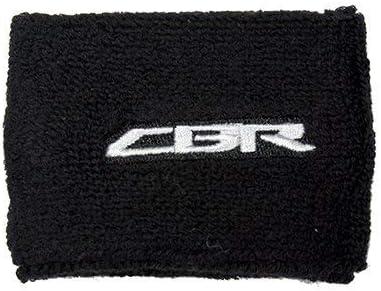 Color : 2 Pieces Reservoir Socks Motorcycle Brake Fluid Reservoir Tank Sleeves HRC For Honda CBR1000RR CBR600RR CBR250R CBR600F4i NSR250