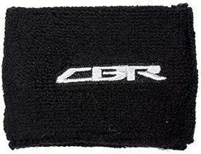 Honda CBR Black Brake Reservoir Sock Cover Fits CBR, 600, 1500, 600RR, 1500RR