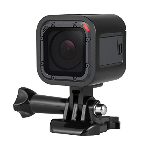 Rhodesy Case Frame en alliage d'aluminium de protection du logement pour GoPro Hero 5 Session Hero 4 Session Caméra