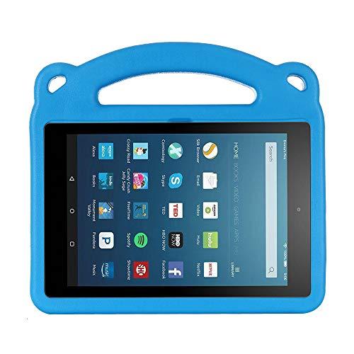 Cradle HR - Funda protectora para tablet Kindle Fire HD 8 (10 ª generación 2020) y Fire HD 8 Plus 2020 lanzamiento, peso ligero, funda protectora a prueba de golpes