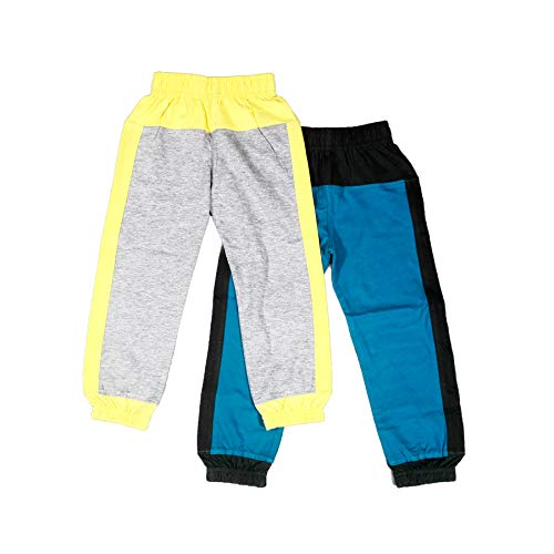 T2F Boys Cotton Track Pants