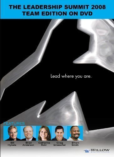 The Leadership Summit Max 56% OFF 2008 Now on sale Team DVD on Edition
