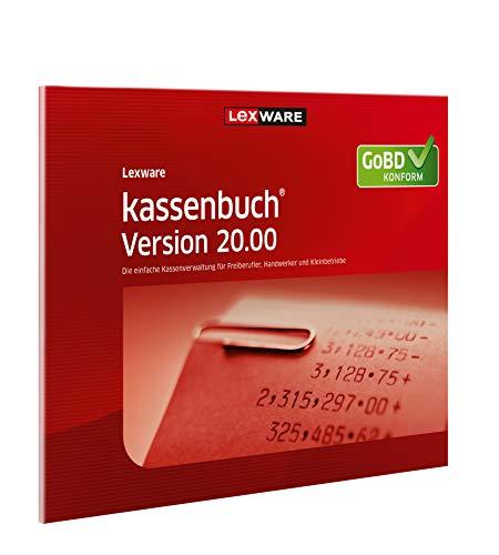 Lexware kassenbuch 2021|in frustfreier Verpackung (Jahreslizenz)|für Freiberufler, Handwerker und Kleinbetriebe|Software für KassenVerwaltung und Finanzbuchhaltung