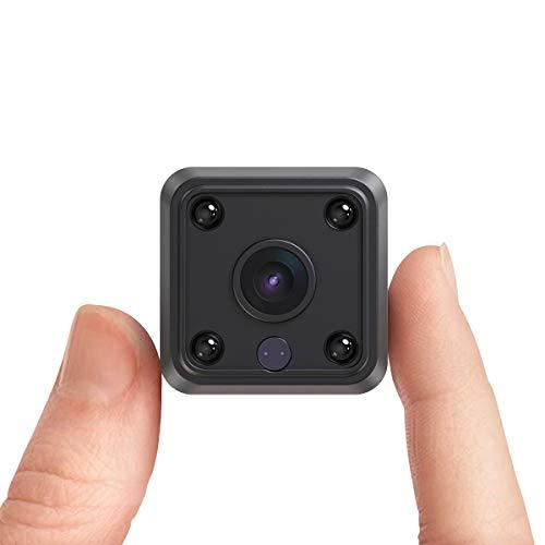 Mini Camara Espia Oculta Videocámara, OWSOO 1080P HD Cámara...