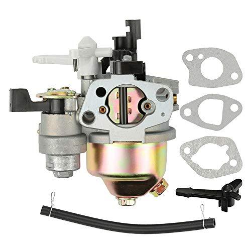Leslaur Carburador Apto para Honda GX160 GX168F GX200 5.5HP 6.5HP Motores Motor Generador Cortacésped