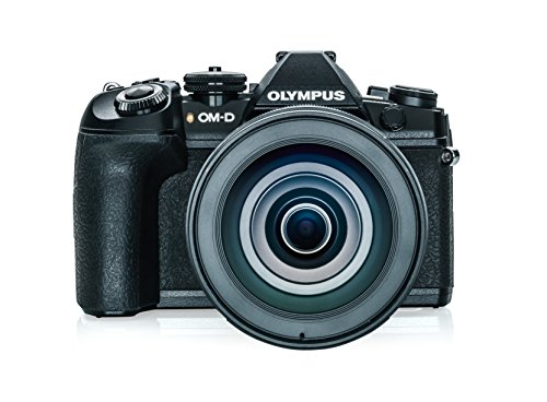 Olympus OM-D E-M1 Mark II Camera Body w/ Olympus M.Zuiko Digital ED...