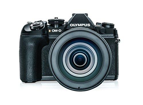 Olympus OM-D E-M1 Mark II Camera Body w/ Olympus M.Zuiko Digital ED...