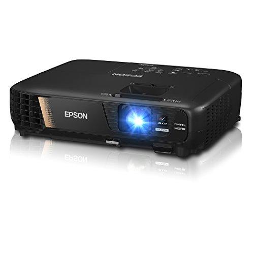 Epson EX9200 Pro Wireless, WUXGA (Full HD 1080p), 3200 Lumens Color Brightness, 3200 Lumens White Brightness, 3LCD Projector (Renewed)