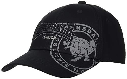Lonsdale LEISTON Double Pack Gorras, Black, One Size...