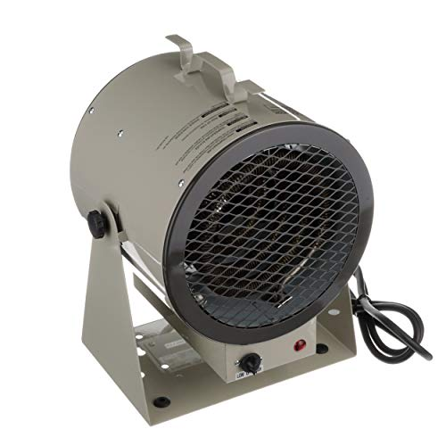 TPI Corporation HF686TC Fan Forced Portable Heater – Corrosion Resistant, Easy Installation, 5600/4200W. Space Heating Equipment