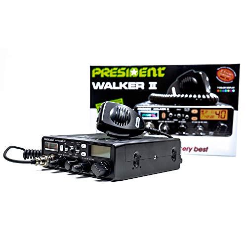 President CB Walker II ASC-Funkgerät mit automatischer Rauschsperre