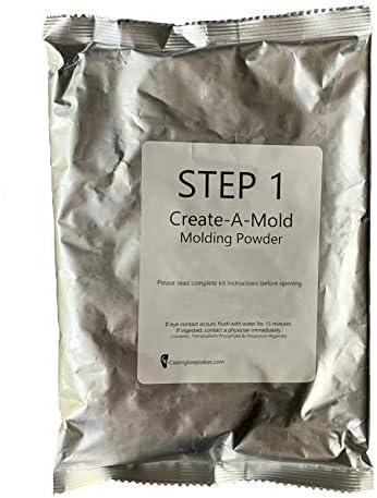 - Replacement Powders - for Luna Bean Infant Life Plaster Casting Keepsake Kit (Step 1 & 2)