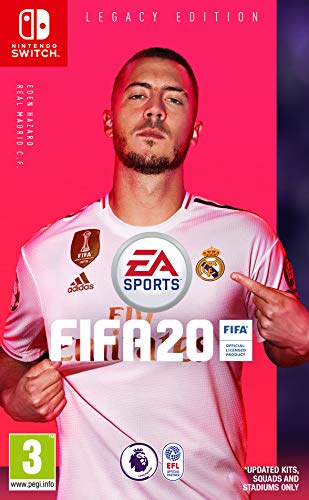 FIFA 20 Legacy Edition (Nintendo Switch) [