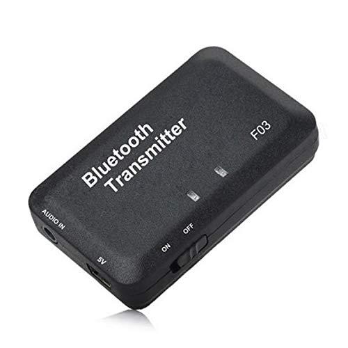 WZhen Ts-Bt35F03 3.5mm 2.4Ghz Bluetooth 4.0 Transmisor de audio A2Dp Adaptador de Dongle Estéreo para Tv/Subwoofer
