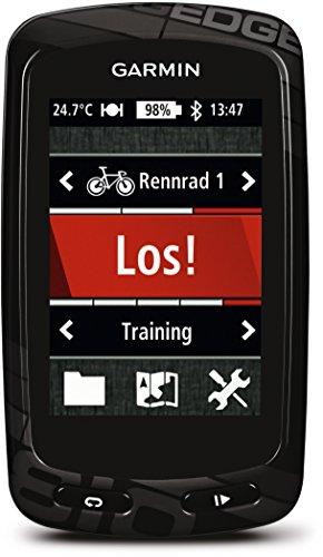 Garmin Edge 810 GPS Bike Computer Cartografico con GPS...