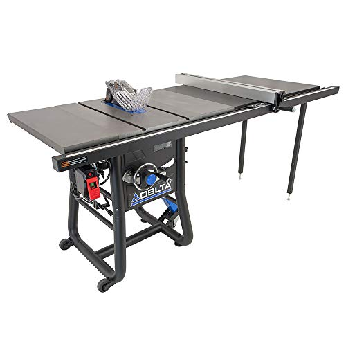 Delta 36-5152T2 Contractor Table Saw with 52