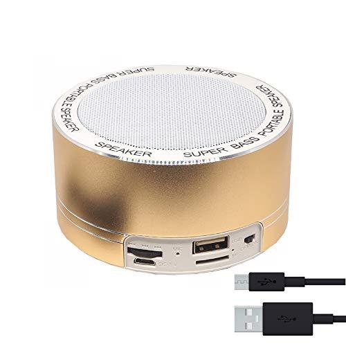 Altavoz portátil Bluetooth RAYPOW, Mini Altavoz Ideal para Smartphones, Fiesta, Viajes, Playa · TWS con Sonido Envolvente para Teléfono Inteligente, iPad, Ordenador