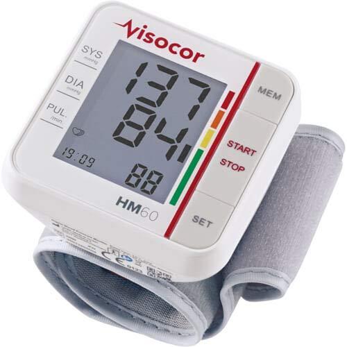 VISOCOR Handgelenk Blutdruckmessgerät HM60 1 St 1 St