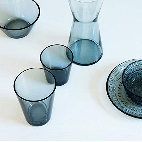 Kartio(カルティオ)シリーズ、Aino Aaltoよりもさらにシンプルだけど美しい造形です。  こちらも、タンブラーサイズとハイボウルサイズが選べますよ。多彩なカラーバリエーションがあるのも特徴。シンプルを追求されたデザインで、耐久性も抜群です。タンブラーサイズは手にも収まりが良く、普段使いにもぴったり!いつもたっぷりお水を飲む方はハイボウルにしましょう。