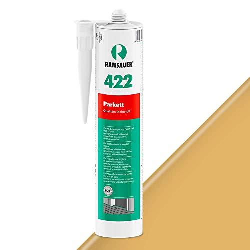 Ramsauer 422 Parkett Acryl - Fugendichtstoff für Holzböden (Eiche Hell)